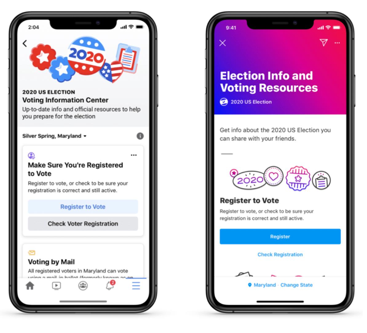 2020 Voting Information Center