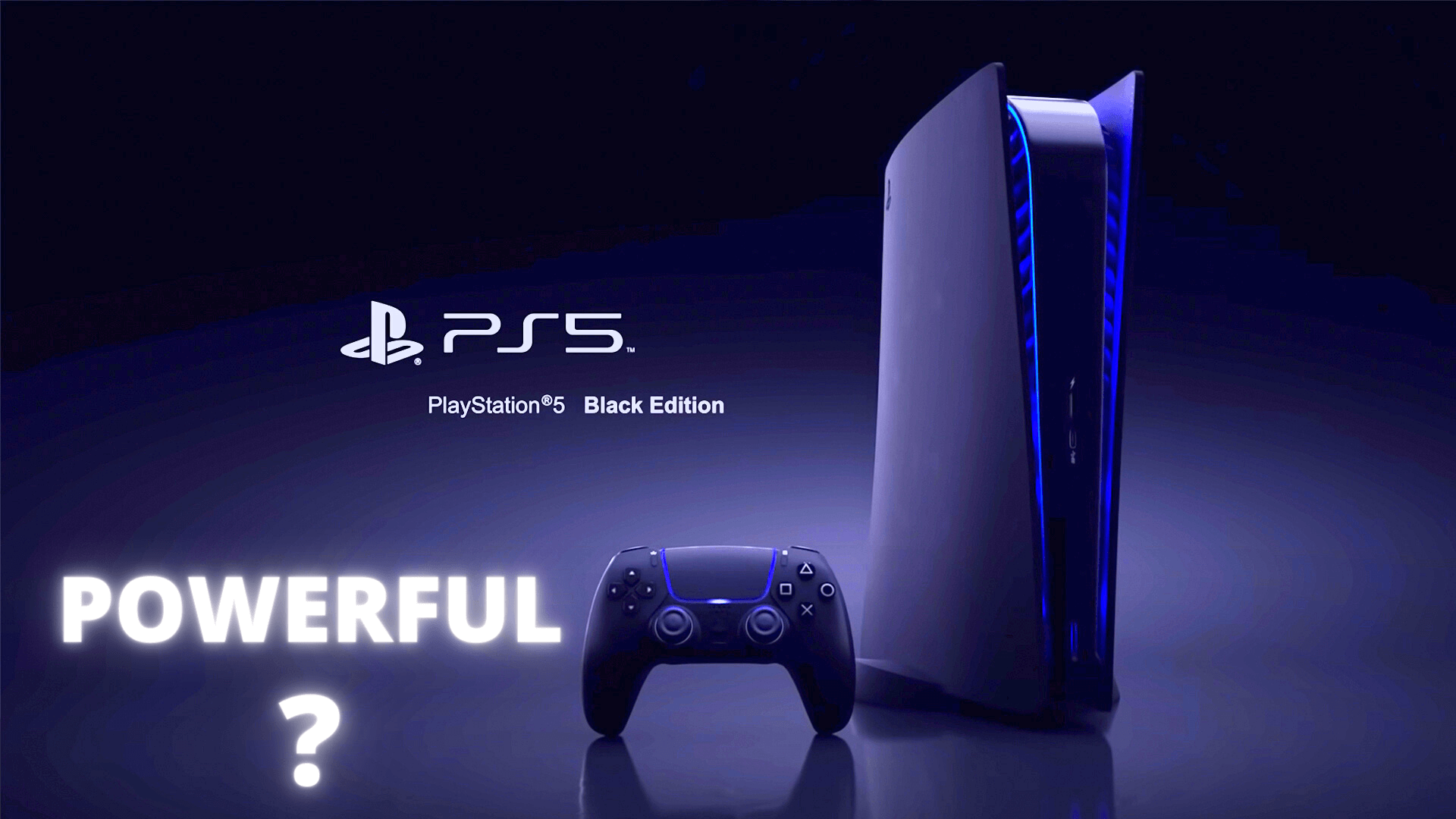 How Powerful Is The PS5