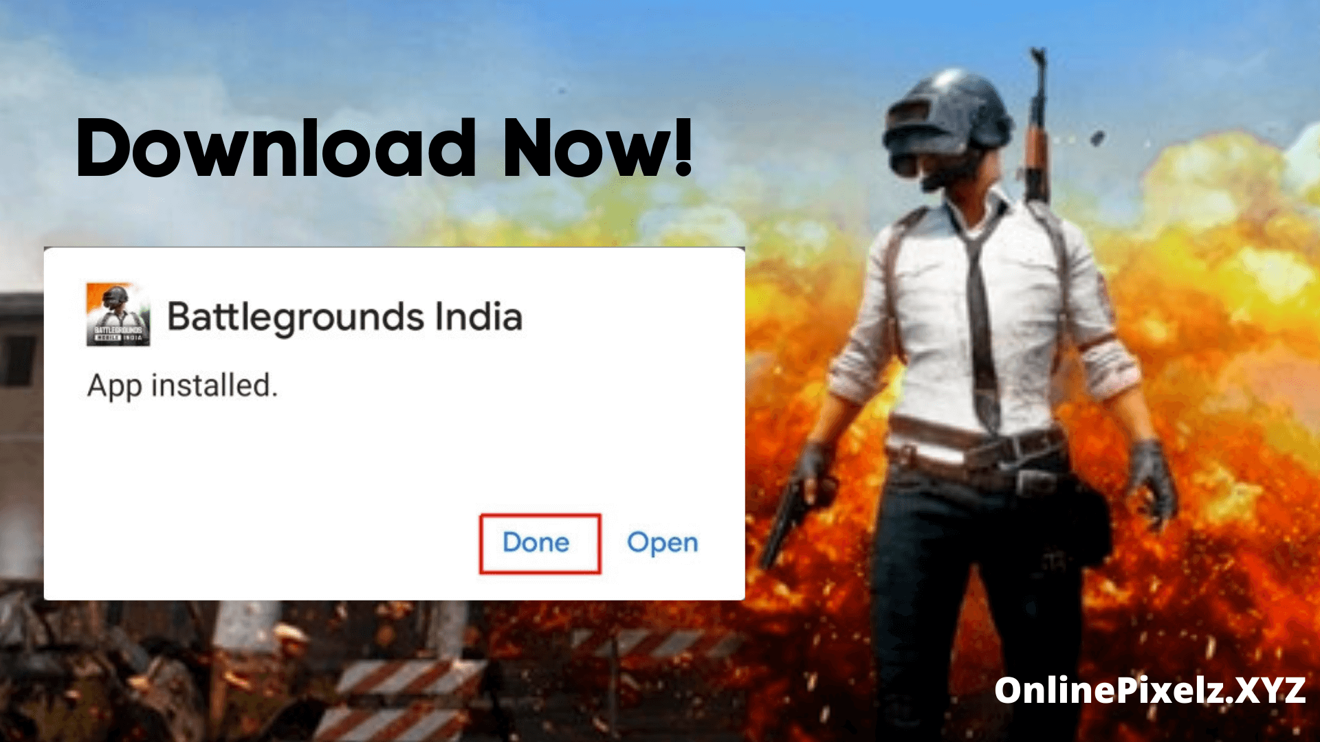 How to Download and Install Battlegrounds Mobile India