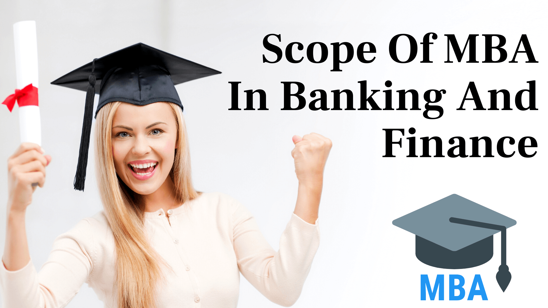 Scope Of MBA In Banking And Finance