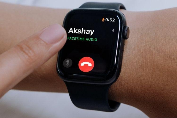How to Make a FaceTime Call on Apple Watch in 2021