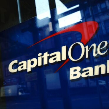 Capital One CEO Fined $640,000 For Allegedly Boosting $168 Million Stock Holdings Through Illegal Transactions