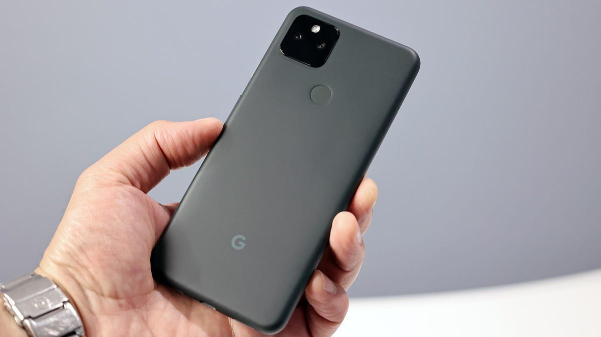Hey Google, Pixel 5a Is One Of The Best Values In 5G Android Phones Currently