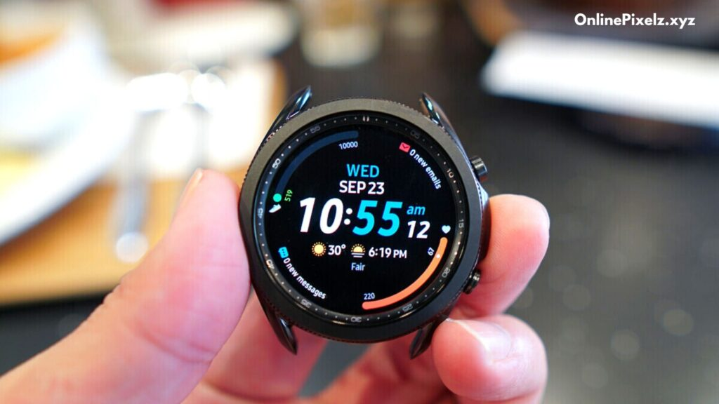 How To Change The Watch Face On Samsung Galaxy Watch 4?
