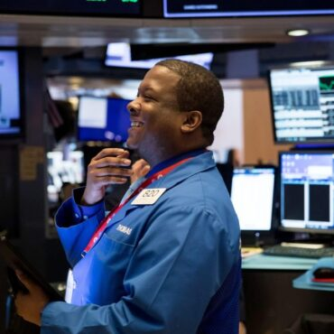 Nasdaq Posts New Record High As 'Worrisome' Jobs Report Boosts Relief Prospects