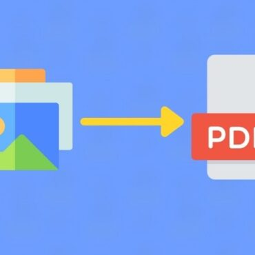 How to convert image to PDF file on iPhone and iPad