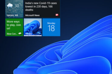 How to Get Live Tiles on Windows 11