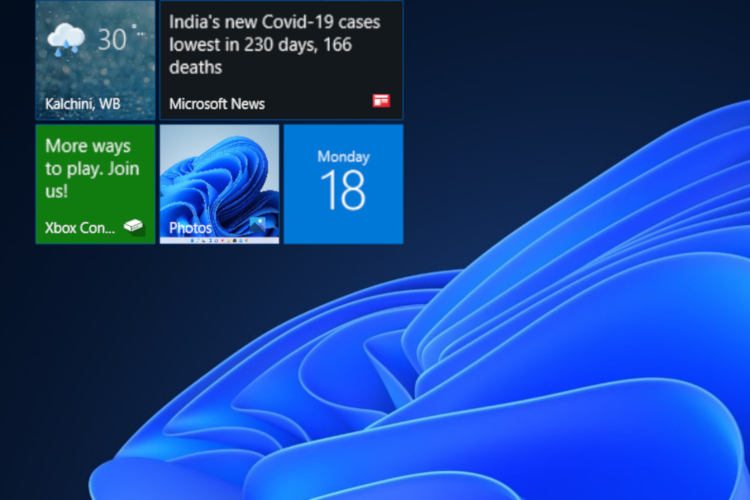 How to Get Back Live Tiles on Windows 11 [Easy Guide]