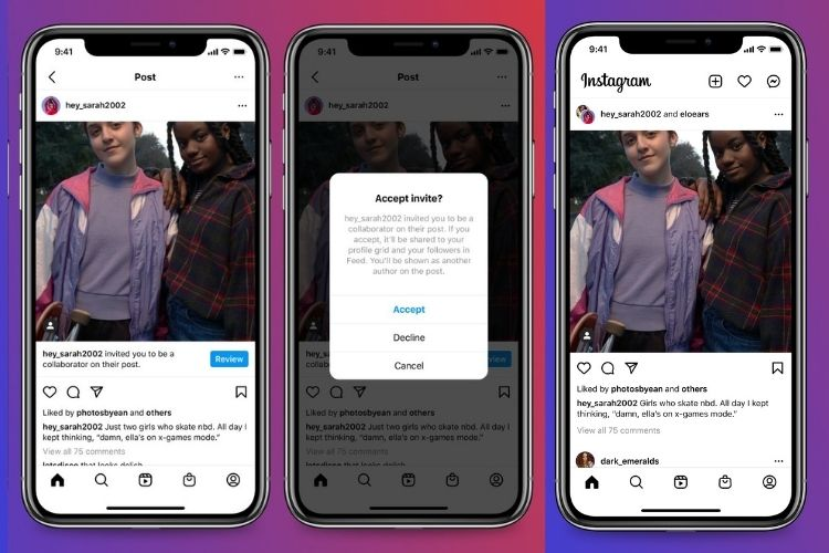 How to Collaborate on Instagram Posts and Reels with Other Creators in 2021
