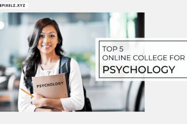 online college for psychology